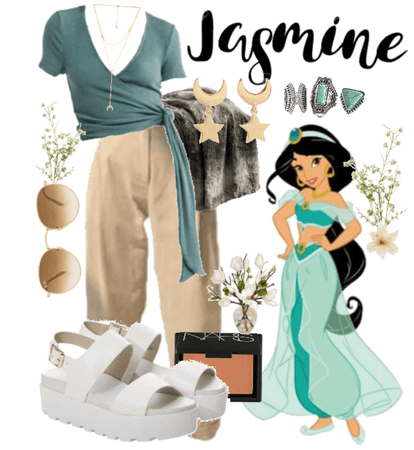 disney ladies; jasmine