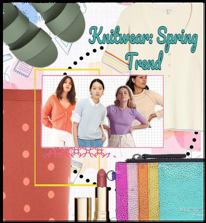 Knitwear: Spring Trend