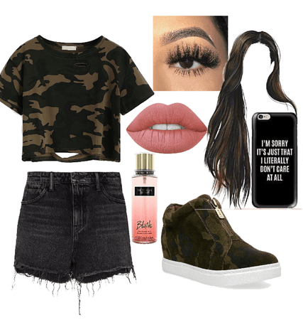 Casual and Girly
