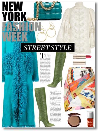 New York Fashion Week ✨
