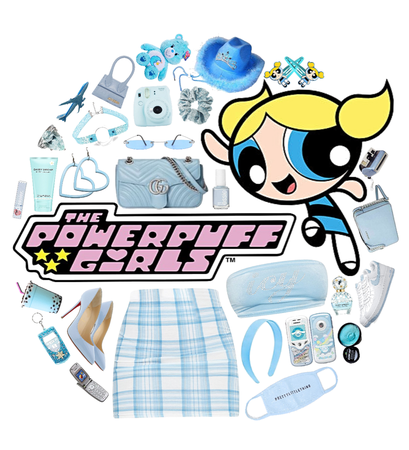 The Powerpuff Girls - Bubbles