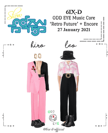 ODD EYE [오드아이] Show! Music Core 210127