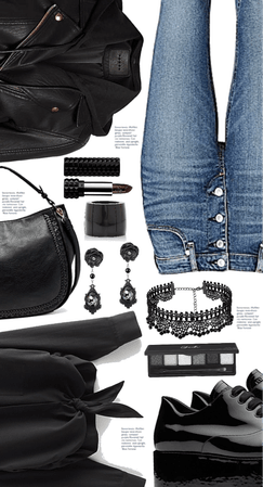 Outfit Ideas: The Badass