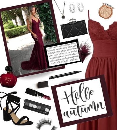 autumnal elegance
