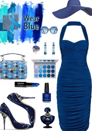 Wear Blue for Men's Health