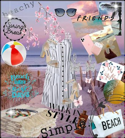 #beachlover beach theme