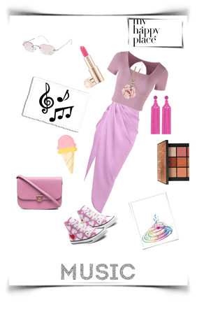 Pink music nights