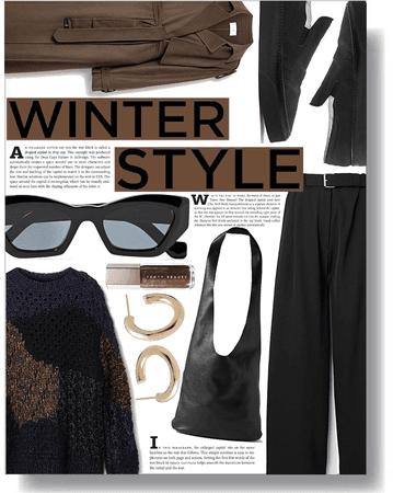 winter style 🤎