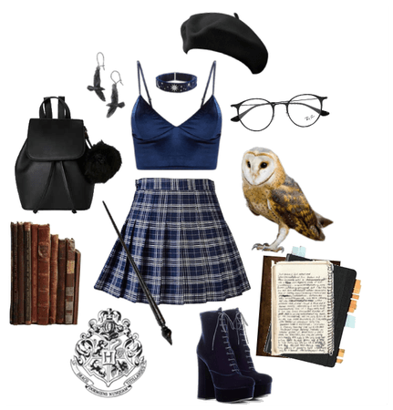 if i went to hogwarts: ravenclaw
