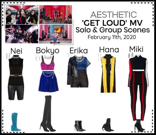 AESTHETIC (미적) 'Get Loud' MV
