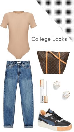 College Looks - Part 1