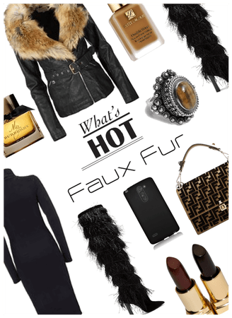 Whats Hot? Faux Fur