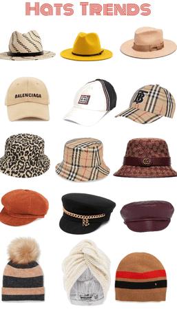 Hats Trends