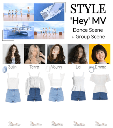 STYLE 'Hey' MV