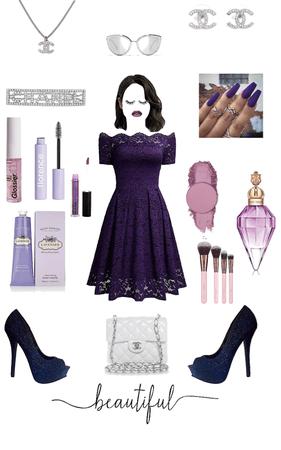 purple princess 👑