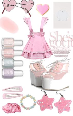 soft girl 90's