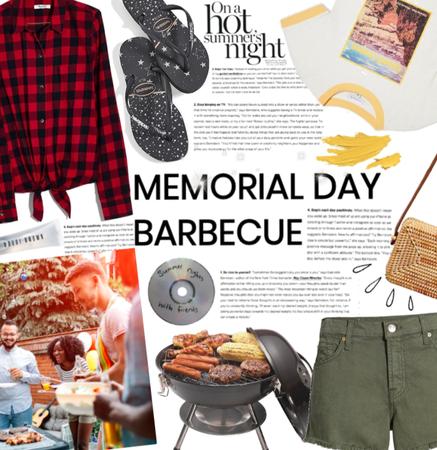 Memorial day Barbeucue