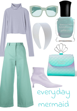everyday mermaid