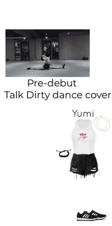 pre-debut; Yumi