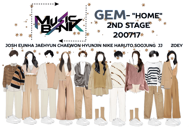"GEM ""HOME"" II 2ND STAGE"
