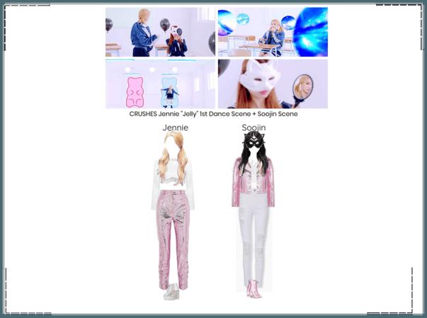"Crushes (호감) Jennie ""Jelly"" Music Video"