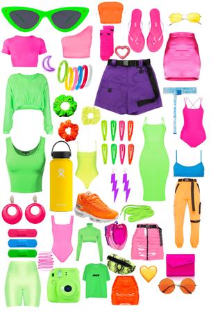 neon 💛💛