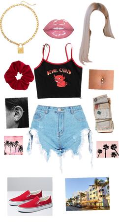 Miami outfit 4