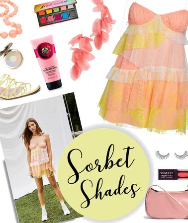 sorbet shades