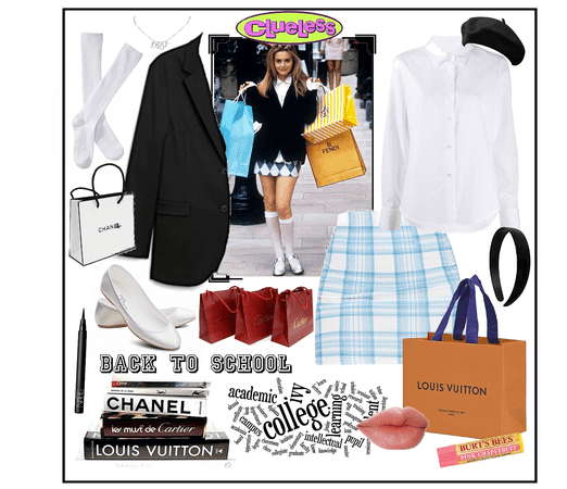 back to school with clueless