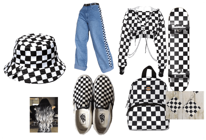 heres a other checkered