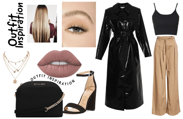 Winter Inspiration Outfit