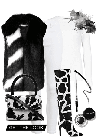 trends: cow print