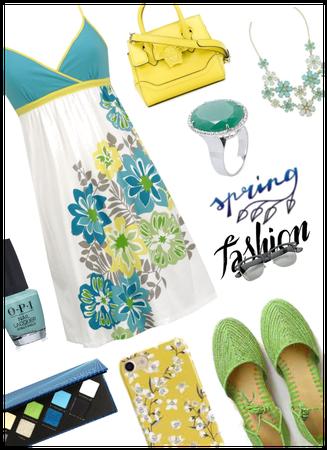 Spring Dress Fashions