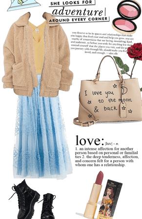 belle winter fashion