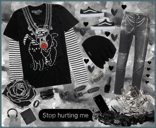 Black Theme Eboy Style