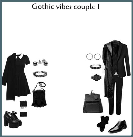 Gothic couple vibes 1 by Giada Orlando 2019