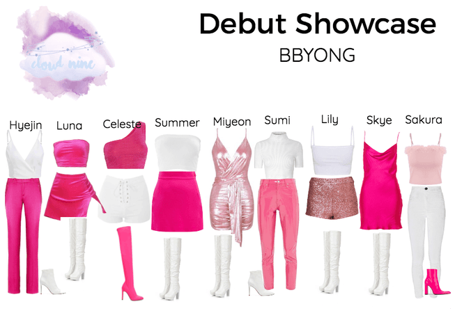 bbyong debut stage