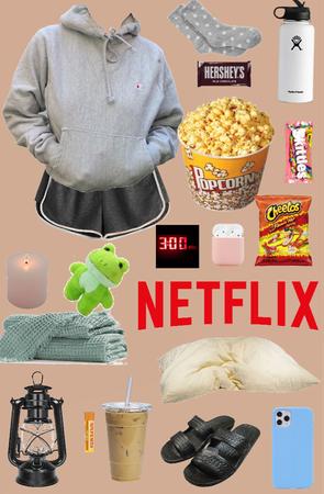 Netflix person