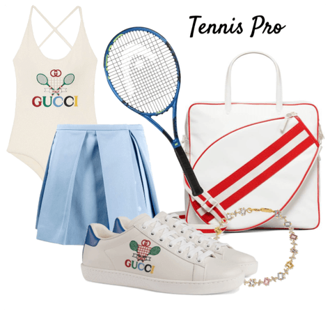 Beverly Hills Tennis Star
