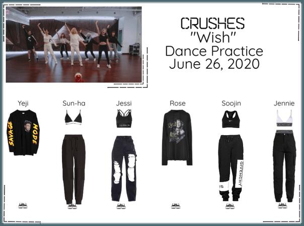 "Crushes (호감) ""소원 (Wish)"" Dance Practice"