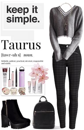 Taurus thing