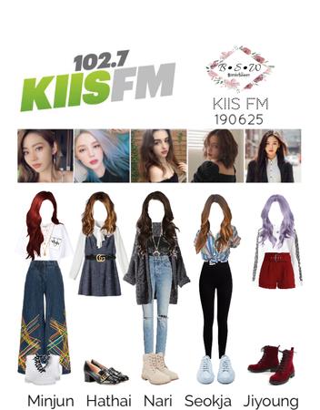 BSW Kiis FM 190625