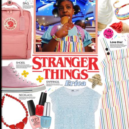 Stranger things  Erica