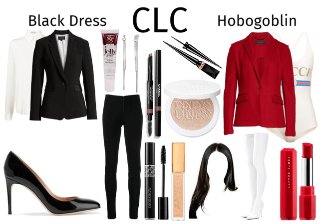 CLC outfits