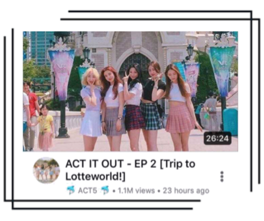 ACT IT OUT - EP 2