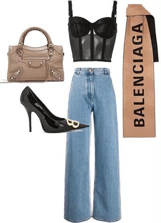 Balenciaga Chic