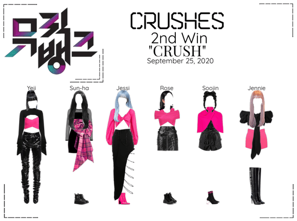 "Crushes (호감) ""CRUSH"" 2nd Win"