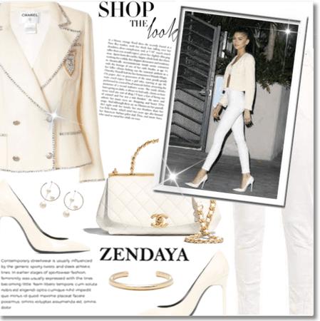 Zendaya's style