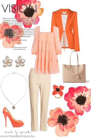 spring peach
