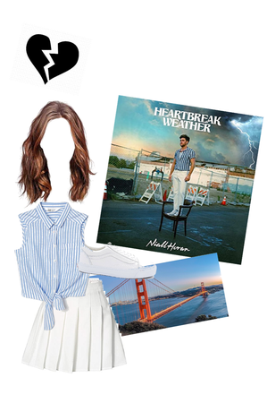 Niall Horan Heartbreak Weather inspired outfit